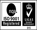 ISO 9001 QMS registered