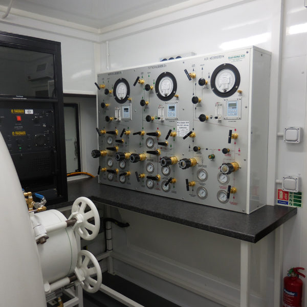Dive Control Systems