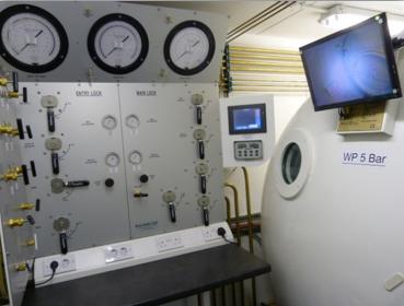 Deck Decompression Chambers