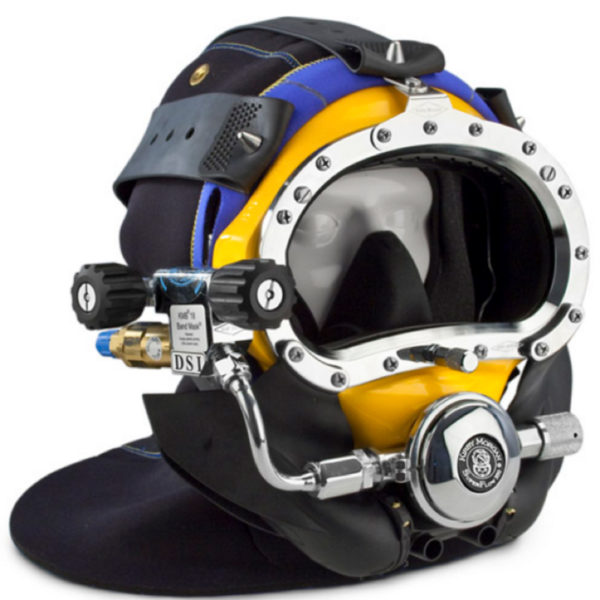 Kirby Morgan Helmets & Parts