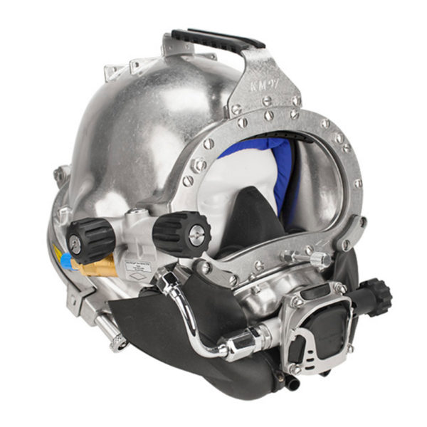 We can supply a large range of Kirby Morgan helmets, band masks and spare parts ready for dispatch to our customers worldwide at short notice.